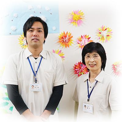 第146回 介護付き有料老人ホーム 三津の里 松井孝太さん・渡部忍さん