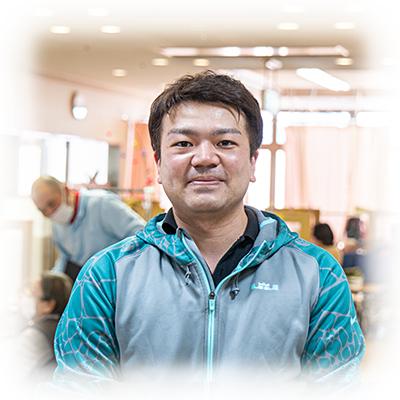 第158回 特別養護老人ホーム ていれぎ荘 坂田慎也さん