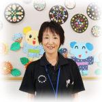 第140回カリスマスタッフ デイサービスセンター ウェルケア道後 生活相談員 中岡 由美さん