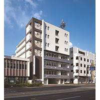 サービス付き高齢者向け住宅 アルファリビング松山本町 松山市 本町